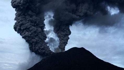 Inilah Dampak Debu Vulkanik Bagi Kesehatan