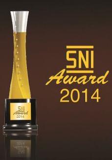 """Siapakah """"Jagoan"""" Yogyakarta yang terpilih sebagai penerima anugerah SNI Award 2014?"""