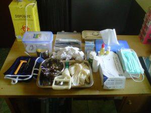 Peralatan dan bahan bekam