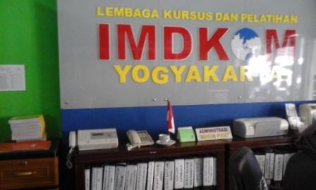 Profil LKP IMDKOM Yogyakarta