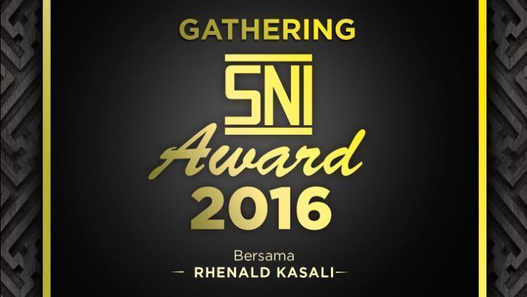 Gathering SNI Award 2016